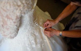 Real Bride Pip - Grace in lace